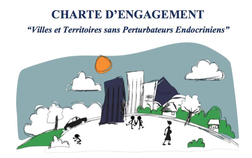 La Région Occitanie signe la Charte Villes & Territoires sans Perturbateurs Endocriniens