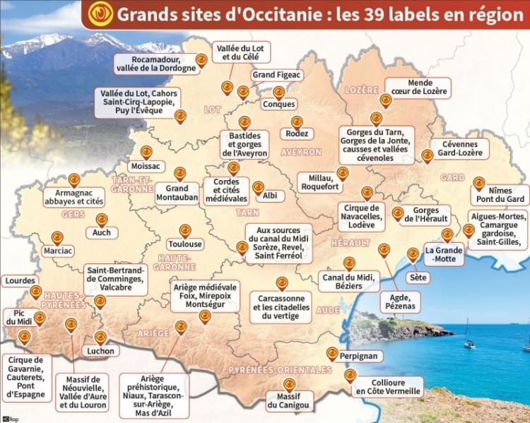 Politique des Grands Sites d'Occitanie – Une stratégie pour valoriser notre territoire