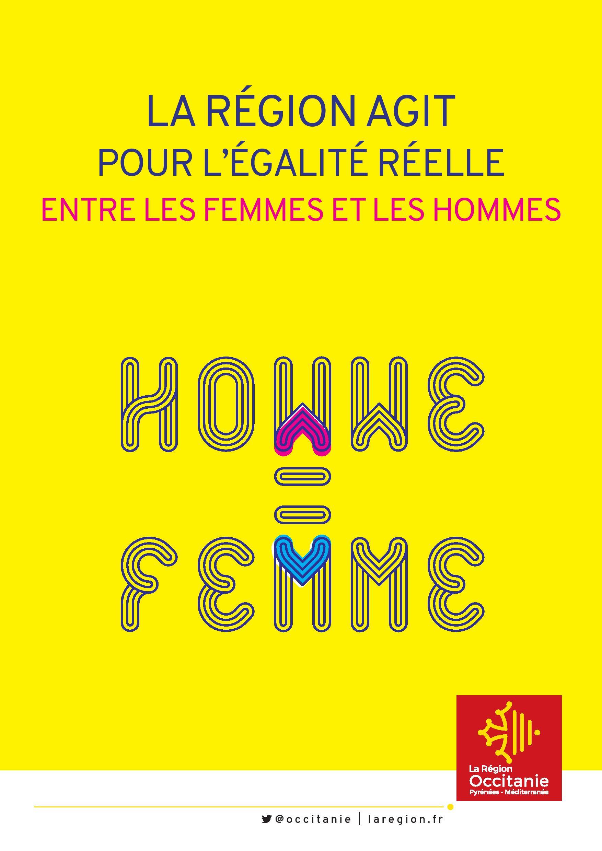 Journée des droits des femmes : la Région Occitanie agit au quotidien pour l'égalité femmes-hommes